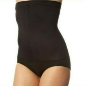 Spanx Higher Power Brief High Waisted Panty Size C